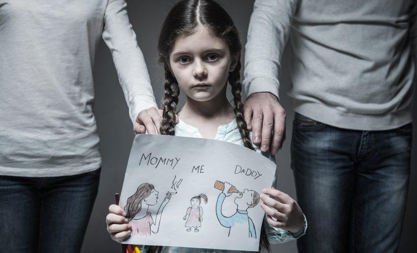Choroba alkoholowa nie dotyka tylko uzależnionego. Cierpi na nią cała rodzina…
