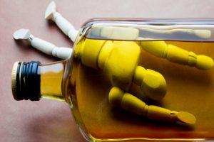 Przedawkowanie alkoholu