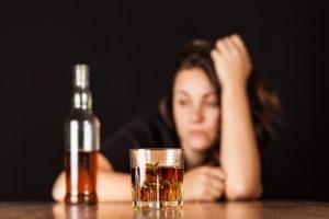 Alkoholizm wśród kobiet