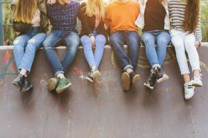 Grupa wsparcia dla nastolatków