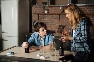 Skutki picia alkoholu w młodym wieku