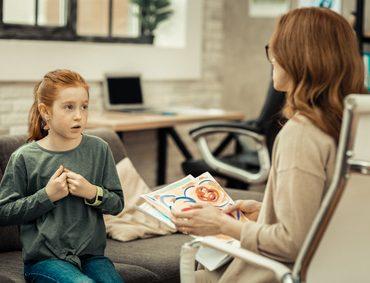 konsultacje psychologa dziecięcego