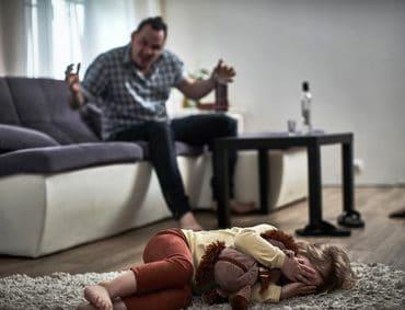 źródła przemocy domowej