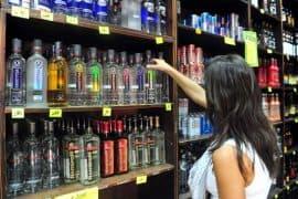 dostępność alkoholu