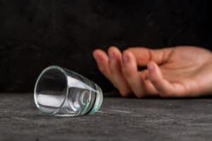 padaczka alkoholowa