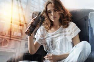 stres i alkohol