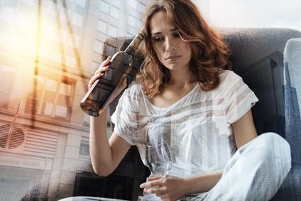 Rola stresu w piciu kobiet