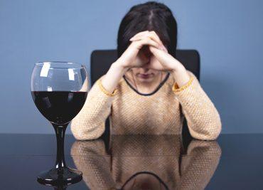 menopauza a spożycie alkoholu