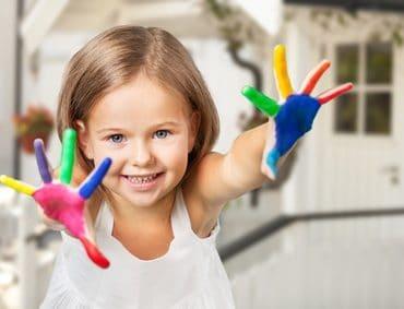 emocje u małego dziecka