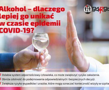 koronawirus i alkohol