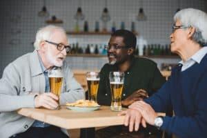 alkohol senior