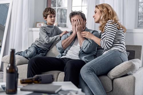 Rytuały w rodzinie z problemem alkoholowym