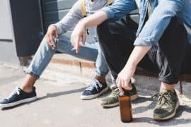 dziecko alkoholika